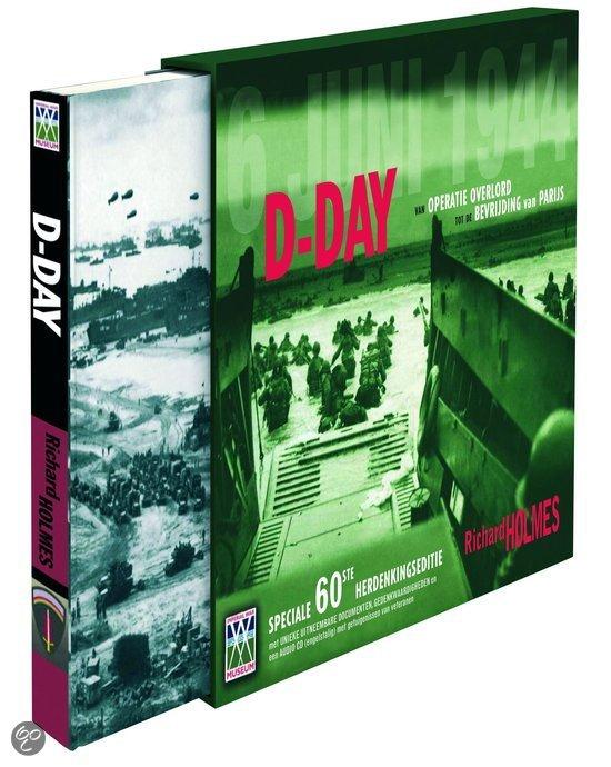 D-Day / Speciale herdenkingseditie 1944-2004 + Engelstalige cd