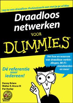 Draadloos Netwerken Voor Dummies