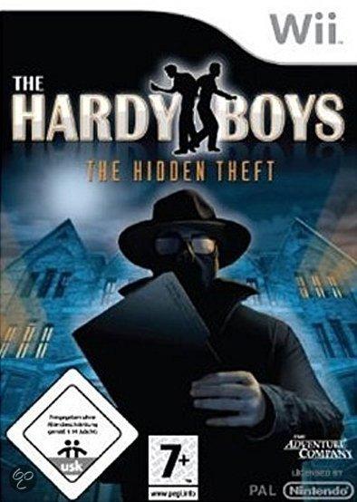 Frank & Joe : Hardy Boys Mysteries Nintendo Wii