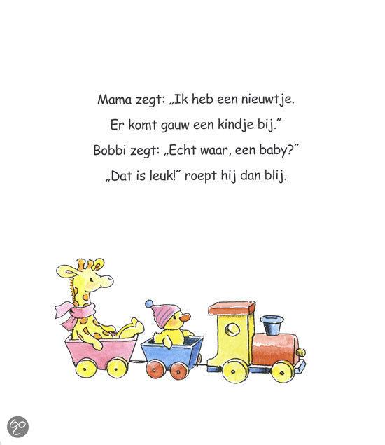 Heel Bobbi wordt grote broer, Ingeborg Bijlsma & Monica Maas  WH42