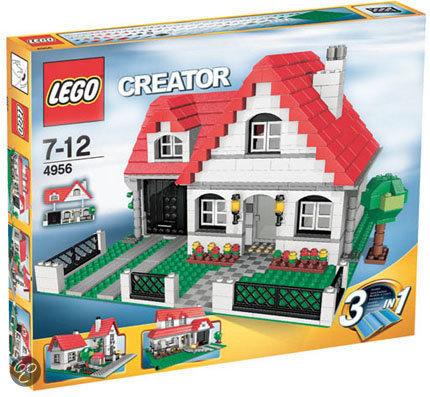 lego creator huis 4956 lego