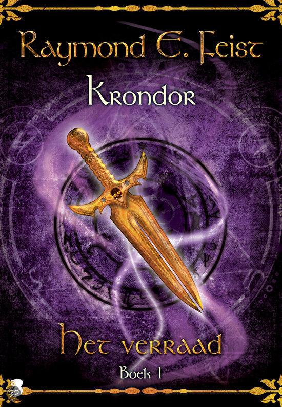 Krondor Eerste Boek- Het Verraad / Druk Heruitgave