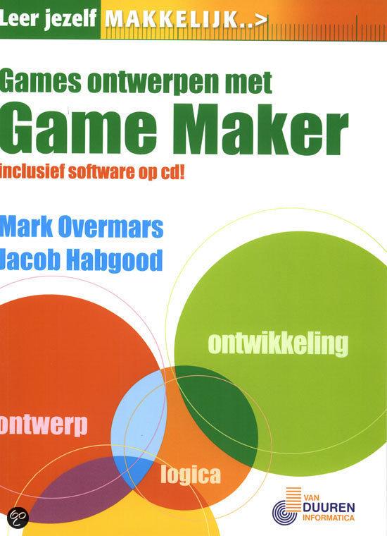 Leer jezelf MAKKELIJK Games ontwerpen met Gamemaker