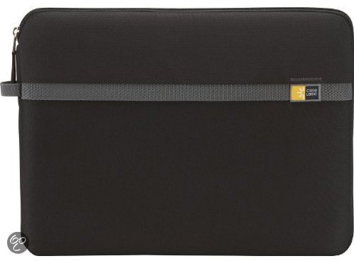 Nylon - laptop Sleeve 16 inch / Zwart