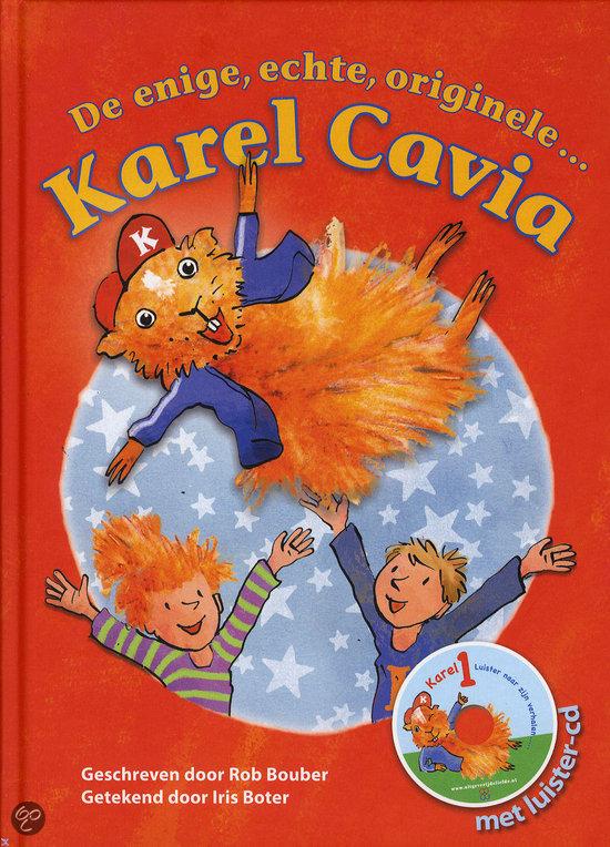 Karel cavia + luister-cd