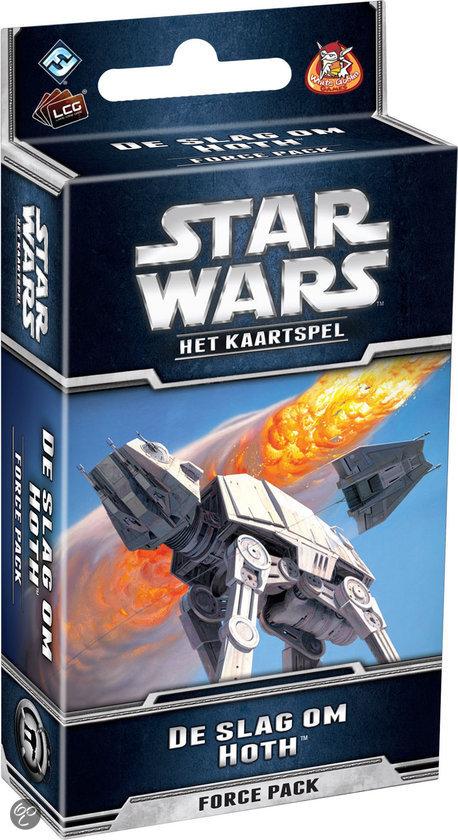 Afbeelding van het spel Star Wars NL uitbreiding 5 - De Slag om Hoth