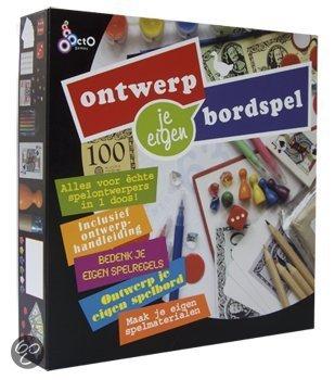 ontwerp je eigen bordspel octogames speelgoed