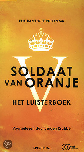 Soldaat van Oranje (luisterboek)