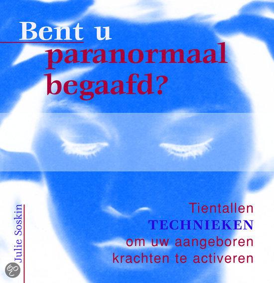 Bent U Paranormaal Begaafd?