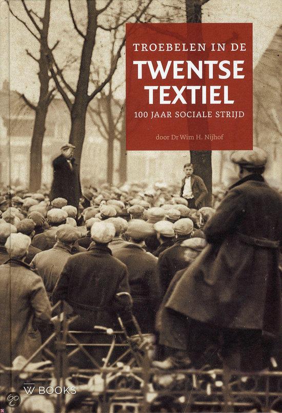 Troebelen in Twentse textiel