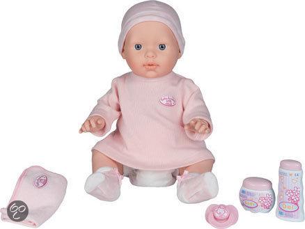 Bol Com Baby Annabell Zorg Voor Me Pop Zapf Creation