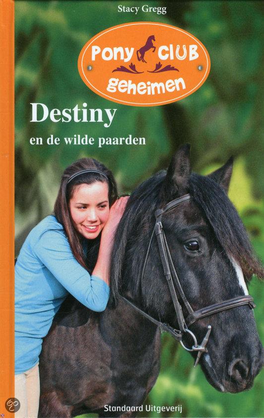 Destiny en de wilde paarden