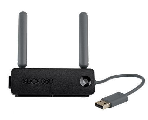 Microsoft Draadloze Netwerk Adapter Xbox 360