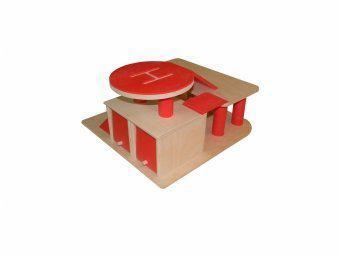 Houten Garage Speelgoed : Bol houten garage van dijk toys speelgoed
