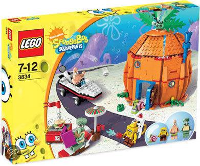 bol.com | LEGO Spongebob Goede buren in Bikinibroek - 3834,LEGO ...: www.bol.com/nl/p/lego-spongebob-goede-buren-in-bikinibroek-3834...