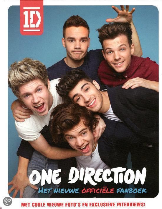 One Direction - Het nieuwe officiele fanboek