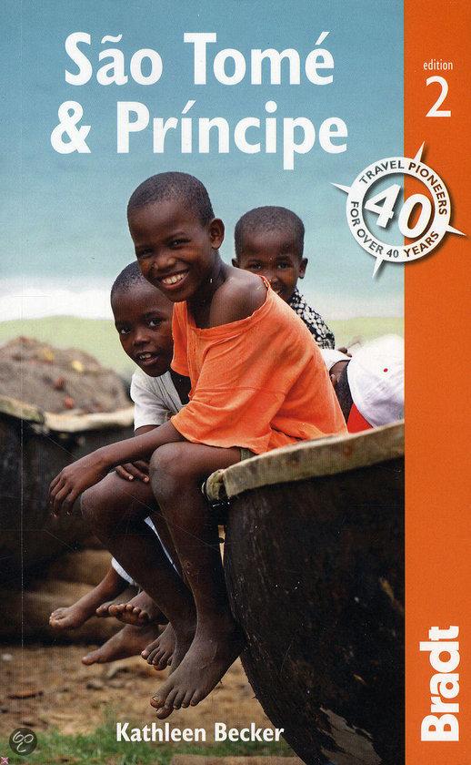 Bradt's reisgids Sao Tome en Principe