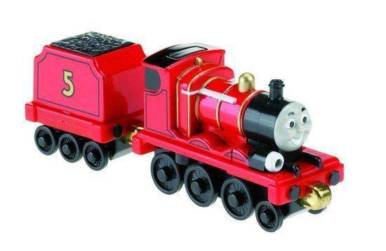 Fisher-Price Thomas de Trein Licht en Geluid James