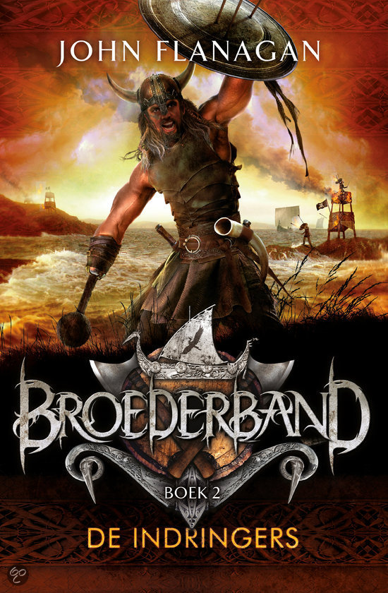 Broederband - boek 2: de indringers