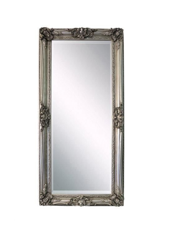 Fortuijn barok spiegel hout 190x90 cm for Barok spiegel
