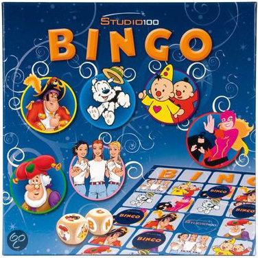 Afbeelding van het spel Studio 100 Bingo