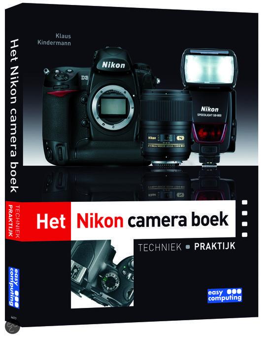 Het Nikon Camera Boek