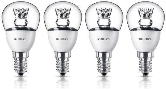 philips led lampen kogel helder 25 watt e14 fitting 4 stuks. Black Bedroom Furniture Sets. Home Design Ideas