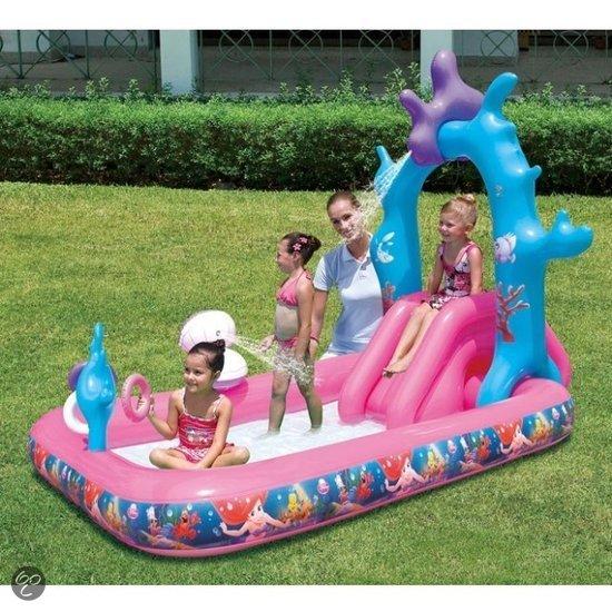 Disney zwembad magazijnstunts prinsessen for Piscina infantil 2 mil litros