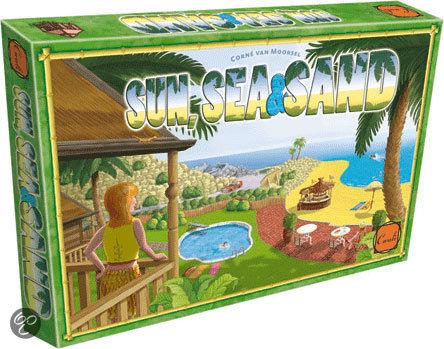 Afbeelding van het spel Sun, Sea & Sand
