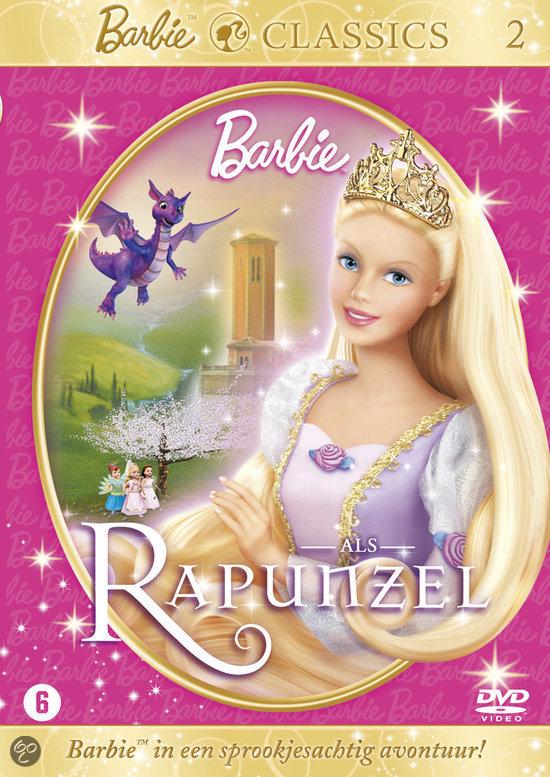 Barbie - Als Rapunzel