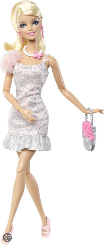 Barbie Fashionista - Barbiepop