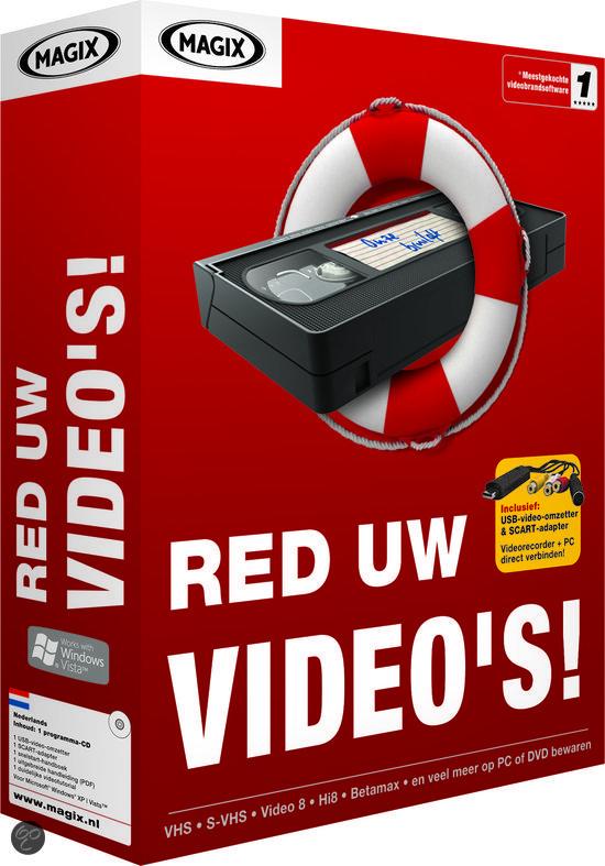 Magix, Red Uw Video's