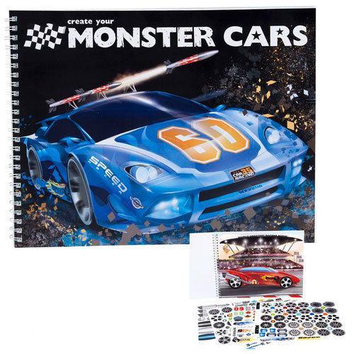 Bol Com Creativestudios Create Your Monster Cars
