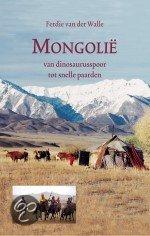 MONGOLIE VAN DINOSAURUSSPOOR TOT SNELLE