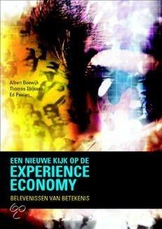 Een Nieuwe Kijk Op Experience Economy + Dvd