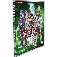Afbeelding van het spel Yu-Gi-Oh! TCG 4-Pocket Portfolio Zexal 2013