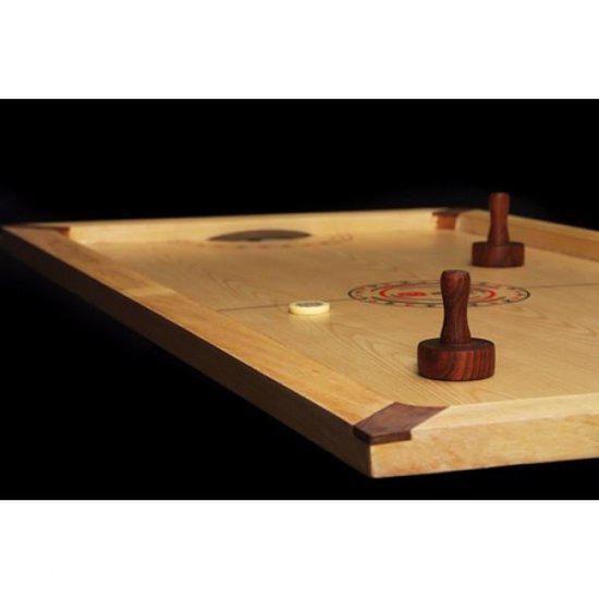 Afbeelding van het spel Schuif Hockey - uit ECO hardhout