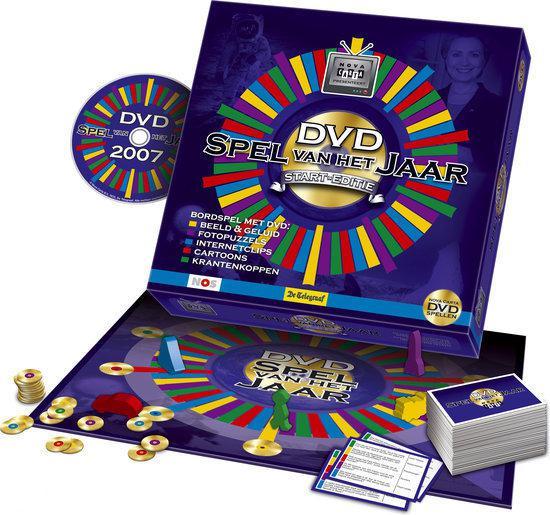 Afbeelding van het spel DVD Spel van het Jaar - Start Editie