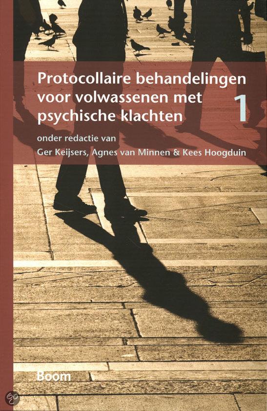 Protocollaire behandelingen voor volwassenen met psychische klachten 1 en 2