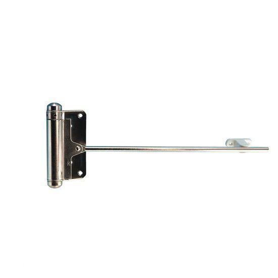DX Deurvergrendeling deursluiter verzinkt m/pen op rol DVP091BV2 middel