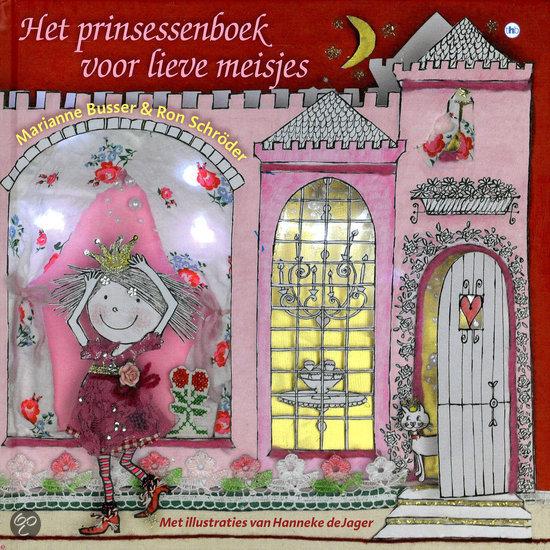 Het prinsessenboek voor lieve meisjes
