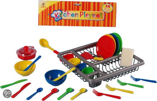 Engelse Keuken Maten : bol.com Keuken Speelset,Johntoy Speelgoed
