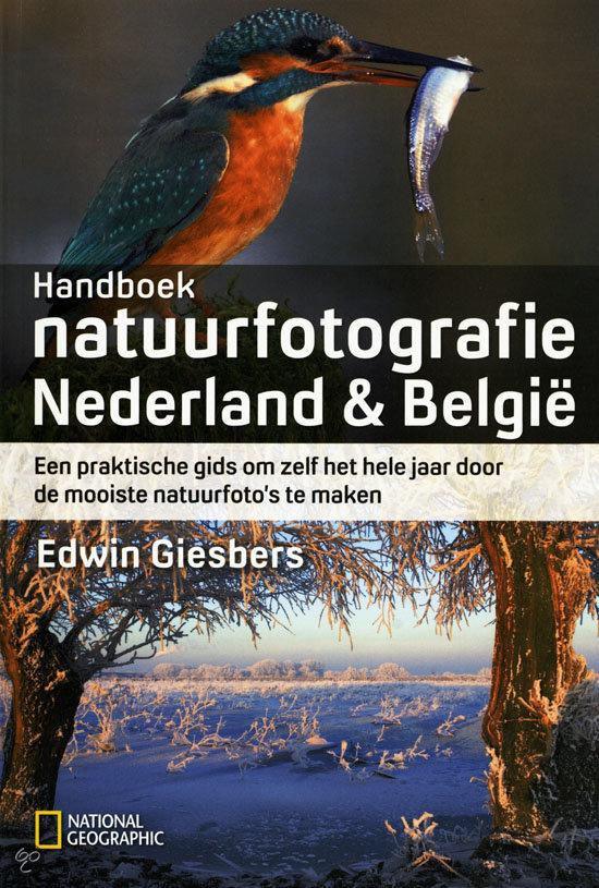 Handboek natuurfotografie Nederland en Belgie