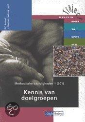 Methodische vaardigheden / 1 301 Kennis van doelgroepen