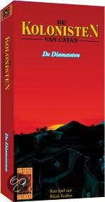 Afbeelding van het spel 'Kolonisten van Catan: scenario ''De Diamanten'''