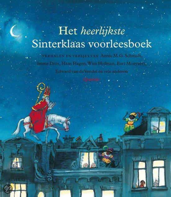 Het heerlijkste Sinterklaas Voorleesboek