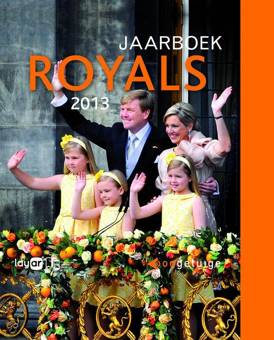 Jaarboek royals / 2013
