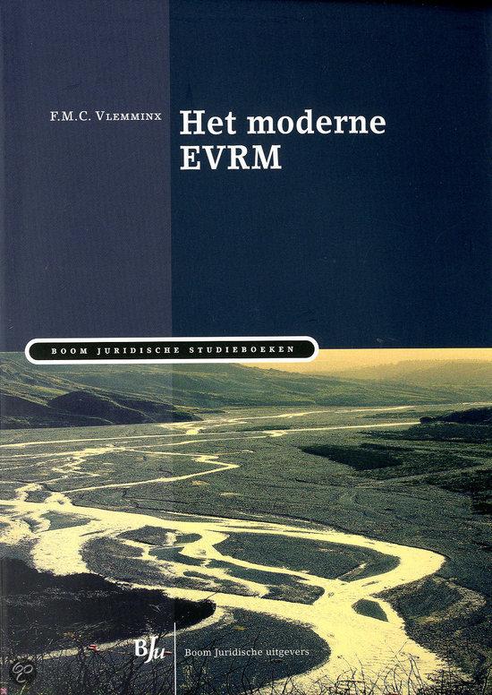 Het moderne EVRM