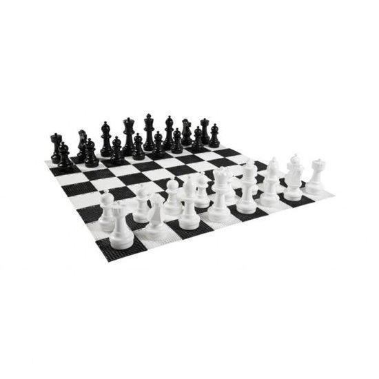 Afbeelding van het spel Tuin Schaken XXXL Schaakbord - 304x304 cm