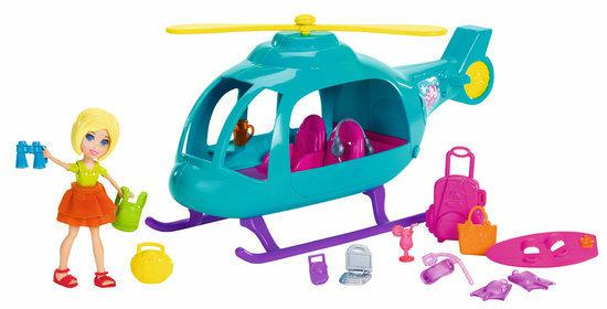 Polly Pocket Helikopter